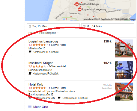 lokale Suchergebnisse Top 3 Ammersee Media