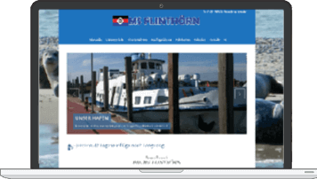 Website Ammersee Media - Kunde Damwerth