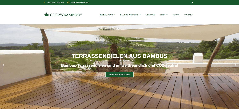 Crownbamboo International Ltd
