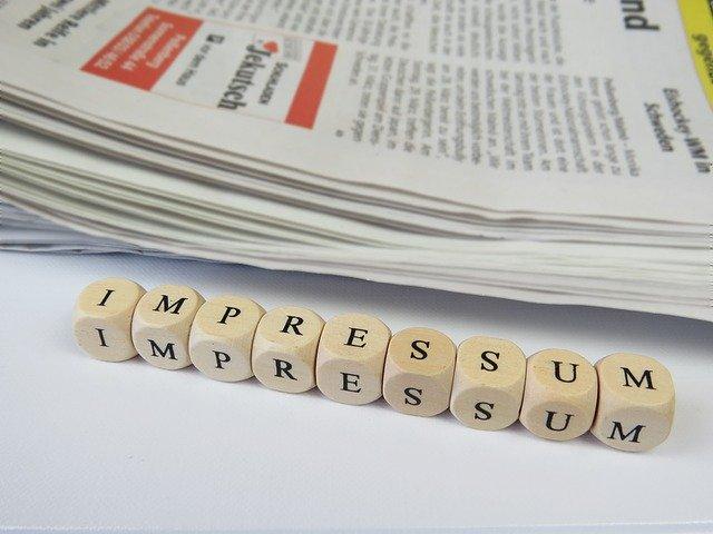 Impressum - rechtssichere Internetseite Ammersee Media